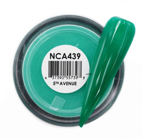 GLAM AND GLITS NAKED COLOR ACRYLIC - NCAC439 5TH AVENUE